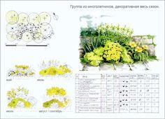 Canteiro de Flores. Tatiana Alekseeva Sni No. Departamento de Paisagem МАрхИ, Moscou, Rússia. 2002.