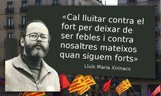 Dimarts vinent, el @senseficcio de @tv3cat emetrà el documental 'Xirinacs, a contracorrent' https://t.co/kgn1Efeheopic.twitter.com/17dtnqvKmi — CAL Coordinadora (@CAL_cat) 12 de maig de...