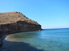 Chiona Beach, Palekastro Χίωνα, Ανατολική Κρήτη