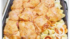 Archívy Hlavné jedlá - Page 5 of 120 - To je nápad! Tandoori Chicken, Potato Salad, Cauliflower, Chicken Recipes, Food And Drink, Snacks, Meals, Vegetables, Ethnic Recipes