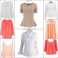 office style key pieces - blouse, shirts =>http://www.giyimvemoda.com/bayan-ofis-kiyafetleri-ve-temel-parcalar.html