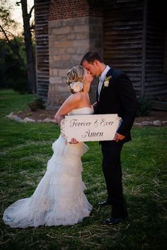 Forever & ever amen.. Randy Travis:) i want this!