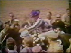 """Goosebumps - the replay of Secretariat's Belmont, when he was  """"moving like a tremendous machine."""""""