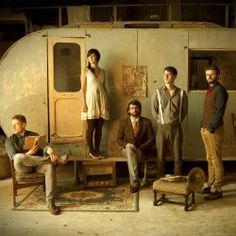 Rend Collective Experiment...organic awesomeness!!! Listen to them! no, really...LISTEN TO THEM! :)