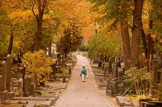 Europe's Loveliest Cemeteries