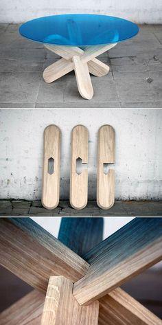 Puzzles japoneses que inspiran a los diseñadores. #Design