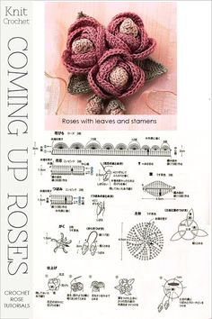 DiaryofaCreativeFanatic: collection of rose tutorials