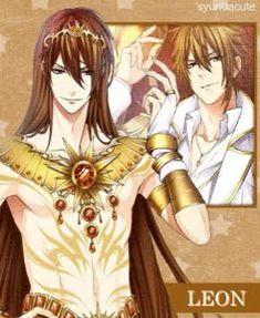 Anime Love, Anime Guys, Male Harem, Star Crossed Myth, Voltage Games, Leo Star, Voltage Inc, Leo Constellation, Manga