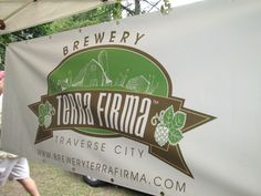 Brewery Terra Firma of Traverse City Michigan. #Beer