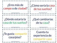 Spanish Classroom Activities, Spanish Teaching Resources, Kindergarten Classroom, Preschool Activities, High School Spanish, Elementary Spanish, Spanish Lessons For Kids, Spanish Vocabulary, Google Drive