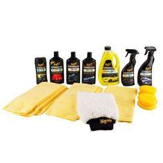 Meguiars G55048 Ultimate Car Care Kit #Meguiars