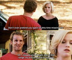 Don't even pretend.. ~ Sweet Home Alabama (2002) ~ Movie Quotes #amusementphile