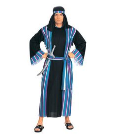 Loving this Abdul Sheik of Persia Costume Set - Men on #zulily! #zulilyfinds