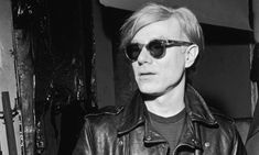 Prince of blankness ... Andy Warhol in 1968. Photograph: Santi Visalli/Getty