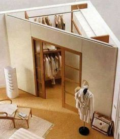 38 The Best Corner Wardrobe Interior Design - Decor Home Corner Wardrobe Closet, Closet Bedroom, Home Bedroom, Diy Walk In Closet, Wardrobe Shelving, Closet Small, Bedroom Corner, Bedroom Small, Bedroom Modern