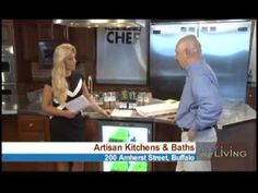 Artisan Kitchens and Baths and the Urban Cultivator. Watch Janet Snyder and Kevin Telaak talk about the new Urban Cultivator. www.artisankitchensandbaths.com