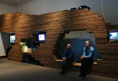 The Jewish Museum of New York Design: Studio ST Architects & Z-A Off the Wall – Exhibition Design