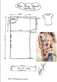 Amazing Sewing Patterns Clone Your Clothes Ideas. Enchanting Sewing Patterns Clone Your Clothes Ideas. Dress Sewing Patterns, Blouse Patterns, Sewing Patterns Free, Clothing Patterns, Fabric Sewing, Skirt Patterns, Embroidery Patterns, Hand Embroidery, Fashion Sewing