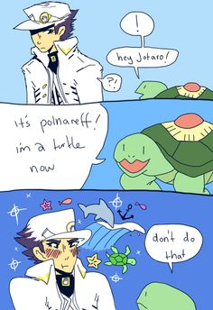 if i reunited with one of my old friends and found out they were now a turtle i would also be ecstatic tbh