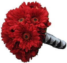 Red Bridal Bouquets – Red Wedding Bouquets | Red Rose Bridal ...