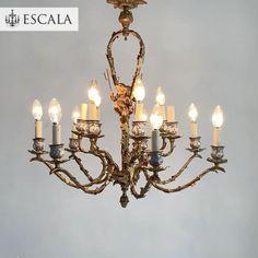 Wood Chandelier, Antique Chandelier, Antique Lamps, Modern Chandelier, Wood Images, Light Fixtures, Ceiling Lights, Lightning, Design