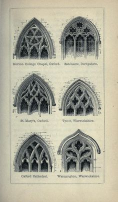 The principles of Gothic ecclesiastical archite...