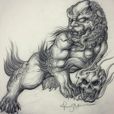 Sketch for client by khuong_daruma http://instagram.com/p/ydndslvEJc/