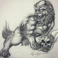 Sketch for client by khuong_daruma http://instagram.com/p/ydndslvEJc/