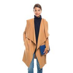 Samia Camel Coat