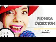 FIONKA DZIECIOM Ba Ba Babcia (ba ba dzia dzia) - YouTube Youtube, Youtubers, Youtube Movies