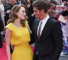 10 GIFs of Emma Stone and Andrew Garfield - FabFitFun