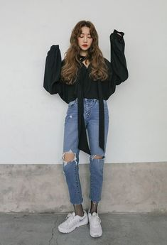 #Korean #fashion Cute Outfits