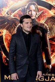 josh being watched over by the mockingjay