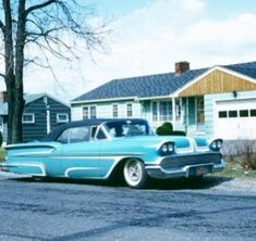 custom cars in the street ( 1950's & 1960's) - Page 4