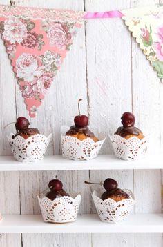 tortenspitze-kreativ-verzieren-Cupcake Wrapper