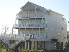 Gulf Shores House Rental: 7br Home!sleeps20 Gulf/lagoonview! 4 Decks! Pool & Pier Boat Slip   HomeAway