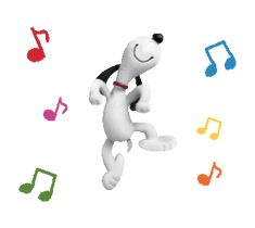 Snoopy doing the happy dance gif - stops after 1 time through :o( Peanuts Movie, Peanuts Cartoon, Peanuts Snoopy, Snoopy Love, Snoopy And Woodstock, Snoopy Quotes, Music Happy, Charlie Brown And Snoopy, Caricatures