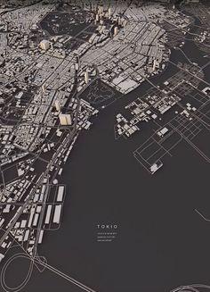 3D City Layouts