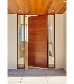 Solace Pivot Door
