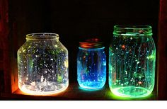 lighted mason jars for wedding 38