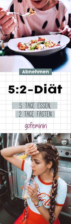 Kann man an zwei Tagen in der Woche wirklich abnehmen? #5:2 #diaet #abnehmen #gewicht