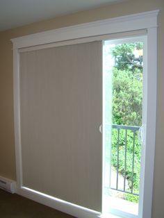Hunter Douglas Vertiglide - Honeycomb & Sliding Door Shades on Pinterest | Patio Door Blinds Patio Blinds ... Pezcame.Com