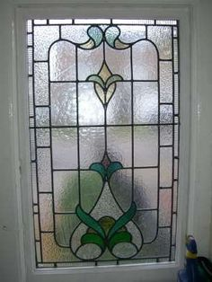 Stained glass pattern Antique Stained Glass Windows, Stained Glass Light, Stained Glass Door, Stained Glass Designs, Stained Glass Panels, Stained Glass Projects, Stained Glass Patterns, Leaded Glass, Mosaic Glass