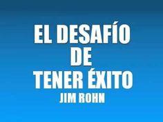"""""""EL DESAFIO DE TENER EXITO"""" - JIM ROHN AUDIOLIBRO - YouTube"""