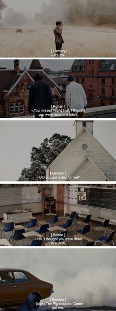 The Raven Boys (2012)