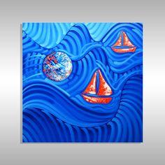 Abstract Art for Sale | FL Modern Art Laelanie Larach | Laelanie Art Gallery