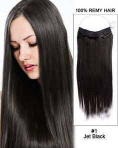 "Halo Couture Extensions all Synthetic Hair With Extensions. New Hair System in the Form of a ""Flip"".With Nylon Yarn as a Head Halo Couture Extensions, Secret Hair Extensions, Human Hair Extensions, Trendy Hairstyles, Straight Hairstyles, Halo Hair, Hair System, Hair Flip, Luxury Hair"