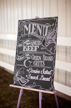 1000 images about menus de mariage on pinterest mariage wedding menu and chalkboards. Black Bedroom Furniture Sets. Home Design Ideas