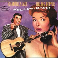 """""""Big Bopper's Wedding by The Big Bopper"""" • """"Do you take this woman to be your 'awful' wedded wife?"""""""