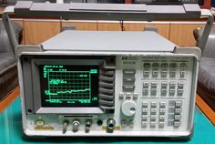 Agilent HP 8593E RF Spectrum Analyzer 9KHz-22GHz Opt 004,021 #AgilentHP